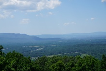 Overlook, Skyline Drive
