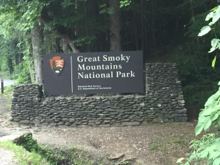 Great Smoky Mountains National Park, entrance at Cades Cove