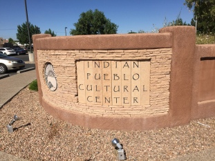 The Indian Pueblo Cultural Center in Albuquerque, NM