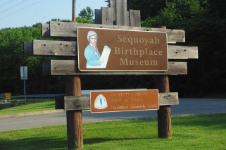 Sequoyah Birthplace Museum, Venore, TN