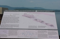 Trail of Tears marker and info