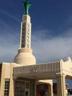 Conoco Gas Station, Rte 66, Shamrock, TX